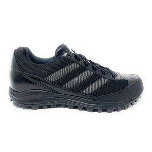 Adidas Turf Hog LX Low Black Football Turf Shoes